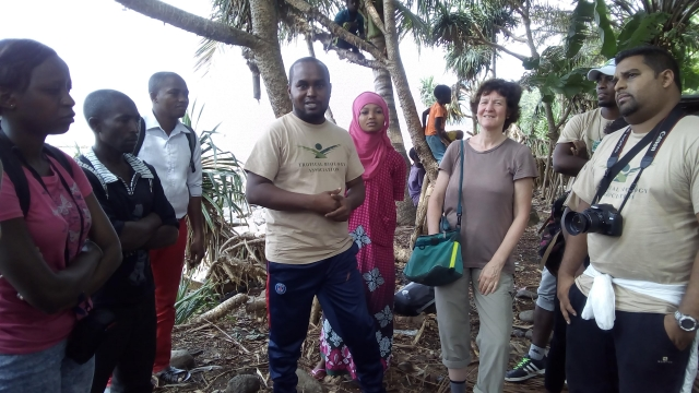 Learning from a week in Comoros